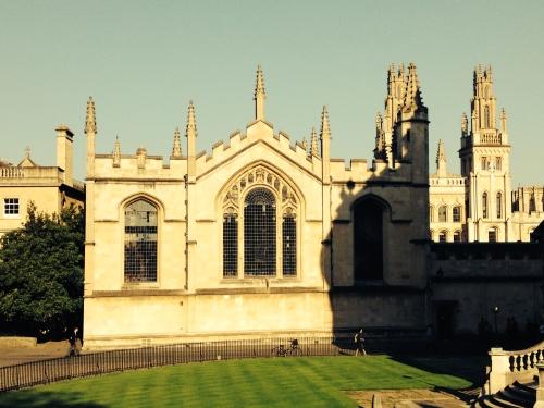 All Souls College (c) Zuzana V